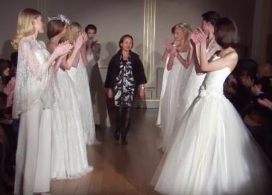 Ana Quasoar robe de mariée