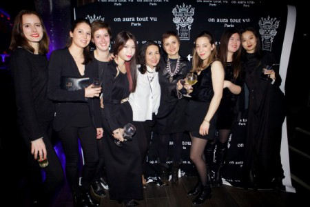 After Show on aura tout vu couture ss16 Queen club photos Olesya Okuneva (113)