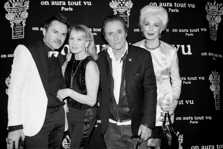 After Show on aura tout vu couture ss16 Queen club photos Olesya Okuneva (61)