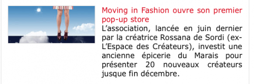 Fashion Mag L'Epicerie