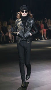 Défilé Saint Laurent à Los Angeles