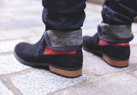 Chaussures Numéro Noir