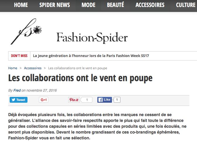 fashion-spider