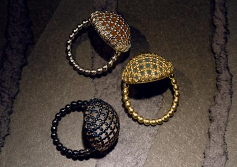 Modèles de bijoux de la marque Géraldine Valluet